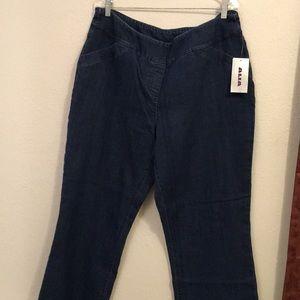 Alia ladies jeans pants size 18S